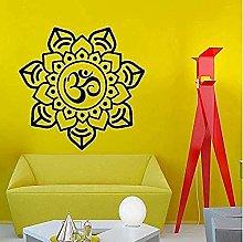 Adesivo murale PVC Mandala Soggiorno Camera da