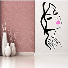 Adesivo Murale Salone Di Bellezza Nail Art Salone