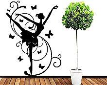 Adesivo Murale Salone Di Bellezza Salone Delle
