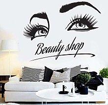 Adesivo Murale Salone Di Bellezza Salone Manicure