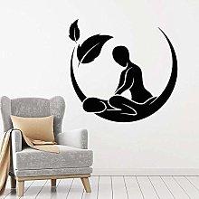 Adesivo Murale Salone Per Massaggi Spa Bellezza