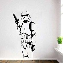 Adesivo Murale Star Wars Commando Adesivo Murale