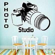Adesivo Murale Studio Fotografico Vinile Cucina