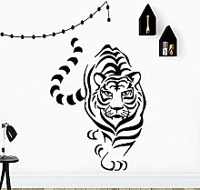 Adesivo murale tigre Accessori per la decorazione
