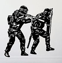 Adesivo Murale Wall Sticker Impermeabile DIY