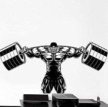 Adesivo Palestra Adesivo Fitness Poster