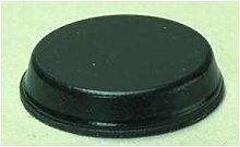 Adesivo paracolpi bumpon cilindrico nero SJ6344 -