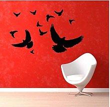 Adesivo Per Animali Selvatici Adesivo Per Uccelli