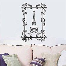 Adesivo Per Camera Adesivo Per Torre Eiffel Parigi