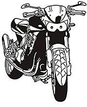 Adesivo per moto pesante Adesivo per veicolo