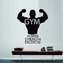 Adesivo Per Palestra Adesivo Per Fitness Poster