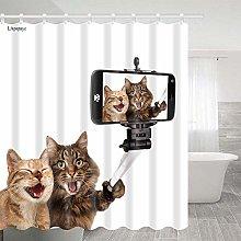 AFDSJJDK tenda bagno Tenda da doccia decorativa in