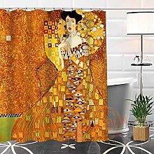 AFDSJJDK tende soggiorno Tenda da bagno moderna in