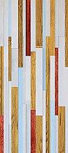 AG Design FTNV 2942, Multicolore, 90 x 202 cm