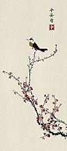 AG Design Ftnv 2950, Multicolore, 90 x 202 cm