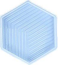 AIAIHU - Stampo geometrico per tazze, in silicone,
