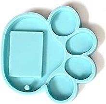 AIAIHU - Stampo in silicone a forma di zampa di