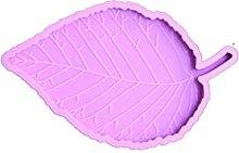 AIAIHU - Stampo per sottobicchiere con foglie di