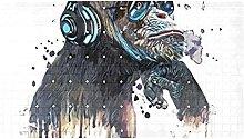 AIBILI Gorilla - Tappetino antiscivolo per vasca