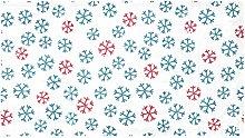 AIBILI Snowflake04 Tappetino antiscivolo per vasca
