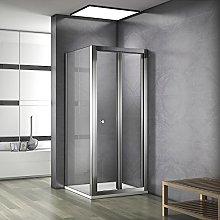 AICA ITALY Alcove Scatola doccia, Bifold porta