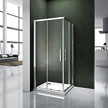 AICA ITALY Box doccia 90x76x195cm Scorrevole