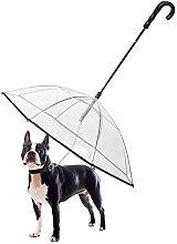 AimdonR - Ombrello per cane, con paravento da