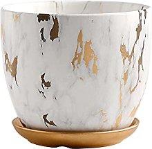 Aiong Vaso da fiori, 1pc vaso da fiori in ceramica