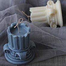 AIUII Stampo in silicone 3D a colonna romana