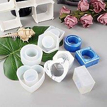 AIUII - Stampo in silicone per 4 forme per