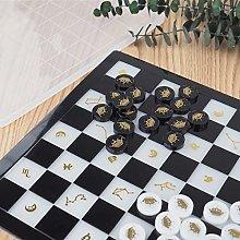 AIUII, stampo in silicone per gioco degli scacchi