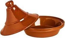Alar Tajine 2427 - Pentola in ceramica, 2,4 litri,