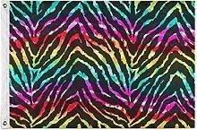 Alarge - Bandierine da giardino colorate con