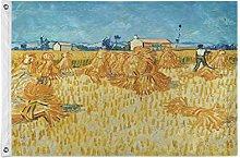 Alarge - Bandierine da giardino Vincent Van Gogh,