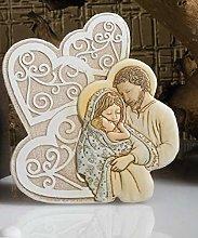 Albalù Bomboniere Sacra Famiglia Cuori Tema