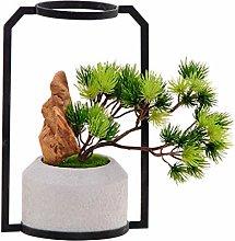 Albero bonsai artificiale Accogliendo artificiale