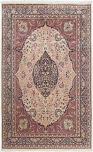 Albero della Vita Pakistan beige rosso cm.196x305