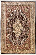 Albero della Vita Pakistan blu marrone cm.200x302