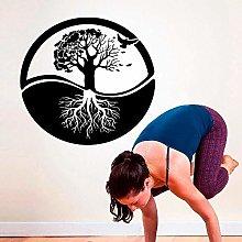 Albero Della Vita Wall Art Sticker Yoga Studio