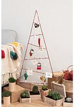 Albero di Natale Trey Rosso Sklum