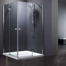 Alfa Box doccia angolo rettangolare 80 x 100 cm