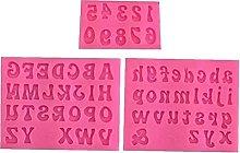Alfabeto Numero Forma, Lettera Alfabeto Numero