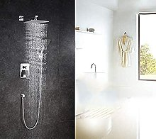 All Copper Hotel 2 Funzione in-Wall Set doccia a