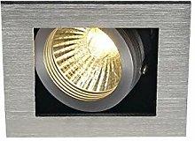 Alluminio KADUX 1 Stelo, faretto soffitto, Lampada
