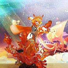 Altezza di bambola 20 cm Naruto nove code Uzumaki