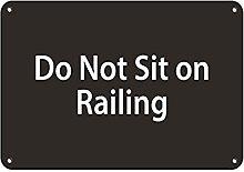 Alvaradod Segnale di Pericolo Non sedersi sulla