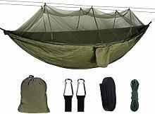 Amaca da campeggio, Amaca da campeggio con net