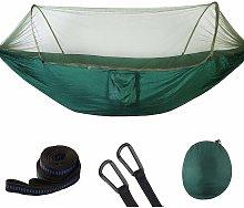 Amaca da campeggio LITZEE con zanzariera, tenda