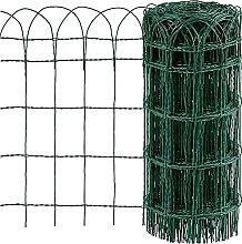 Amagabeli Recinzione del Giardino 0.65Mx25M Bordo