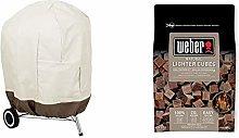 Amazon Basics - Copertura per barbecue a cupola &